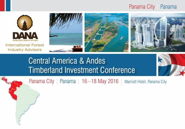 Cover image Central America and Andes Timberland Investment Conference