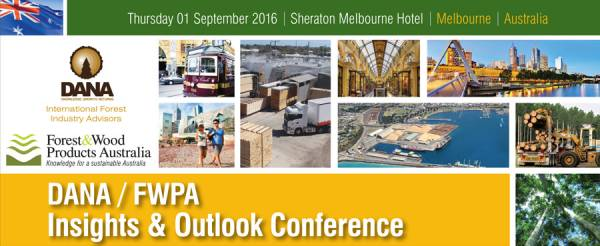 Cover image DANA/FWPA Insights and Outlook Conference