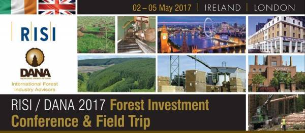Cover image RISI / DANA International Forest Investment Conference and Field Trip