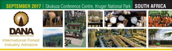 Cover image DANA Africa Forest Industry Investment Conference and Field Trip