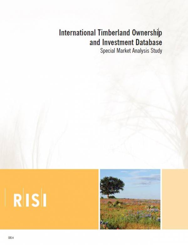 Cover image International Timberland Ownership and Investment Database